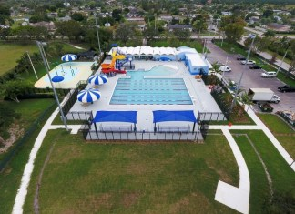 $5.4 million aquatic complex completed at South Dade Park