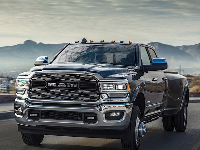 Fully redesigned 2019 Ram 3500 pushes the boundaries