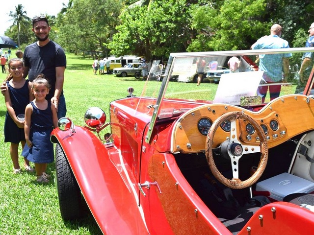 Take Dad down Memory Lane with 'Cars and Cigars' at The Barnacle