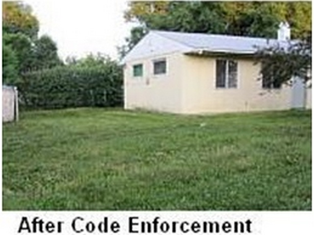 Code enforcement : Frequently asked questions