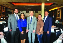 Marquis Bank hosts Palm Beach State Attorney Dave Aronberg for Law Seminar