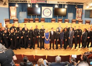 Miami-Dade Schools Police Dept. swears in 31 new police officers
