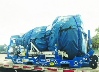 Prime Air & Ocean Cargo gets all spooled up with an AOG