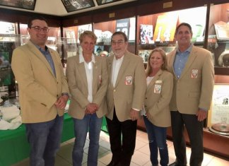 UM Sports Hall of Fame elects 2019-20 officers