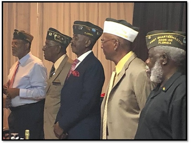 Veterans of Foreign Wars (vfw) post 8195 celebrates 58 years!