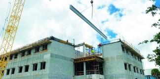Palmetto Sr. High Construction Update