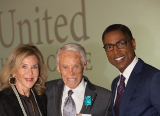 FECR's Tibor Hollo honored with United HomeCare's Lifetime Achievement Award