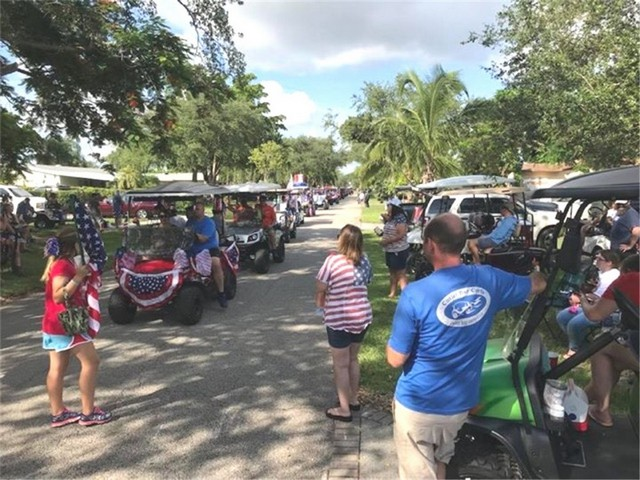 Town of Cutler Bay's July 4th events sparkle