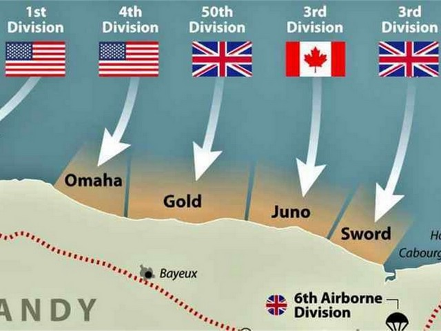 75th anniversary of D-Day invasion stirs memories