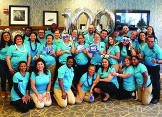 Hampton Inn by Hilton celebrates 100th anniversary