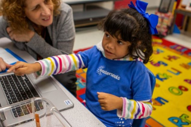 Easterseals receives grants from Comcast NBCUniversal Foundation