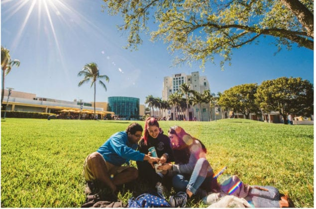 Florida International University receives first Seal of Excelencia
