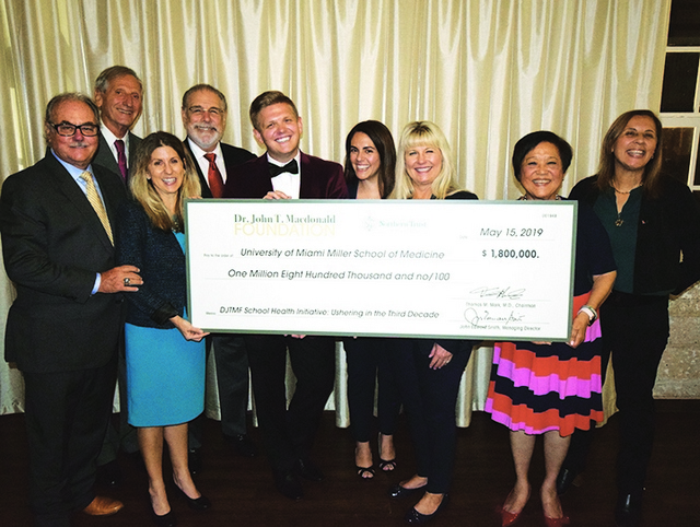 DJTM Foundation ushers in third decade of support to School Health Initiative