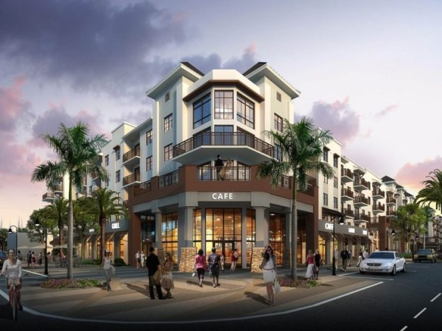 What will Downtown Palmetto Bay look like?