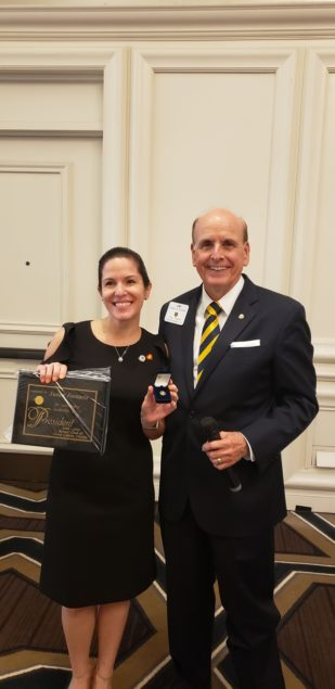 Gables Rotary ends year with luncheon celebrating its board