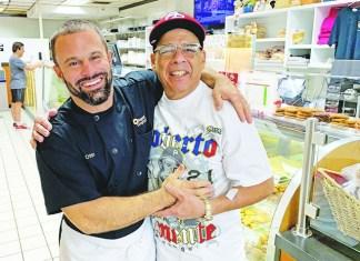Chef Pedro gets Second Chances