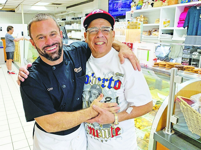 Chef Pedro gets Second Chances