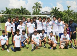 Campers get variety of experiences at PTS 2019 Falcon Summer Camp