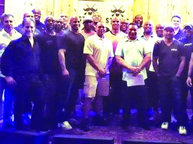 """South Florida NFLPA Former Players Chapter……. a fraternity of former players who """"give back"""""""