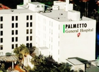 Palmetto General Hospital Earns Top Grade in Patient Safety