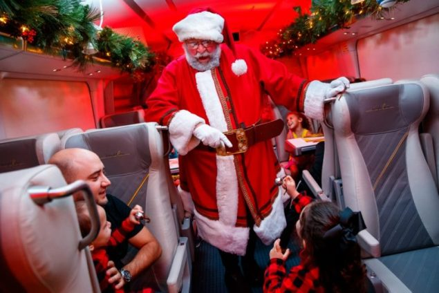 Christmas in August: Virgin Trains Polar Express tickets now on sale