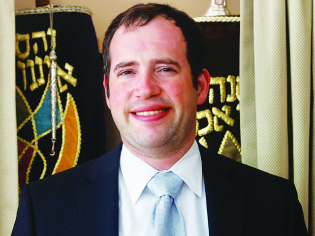New rabbi encouraging new spiritual discovery at Bet Shira Congregation