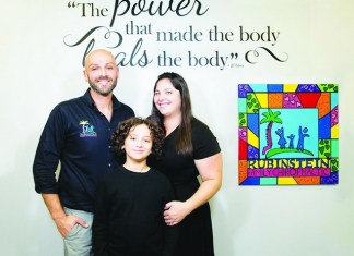 Rubinstein Family Chiropractic is a love story