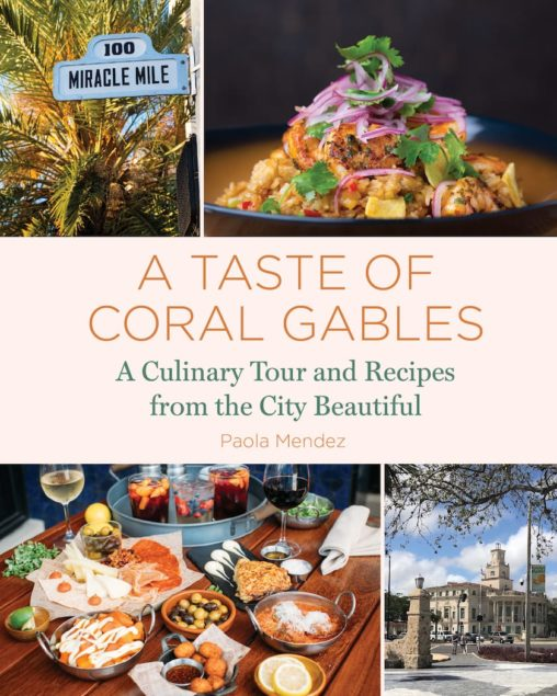 Take a culinary tour of Gables with new book
