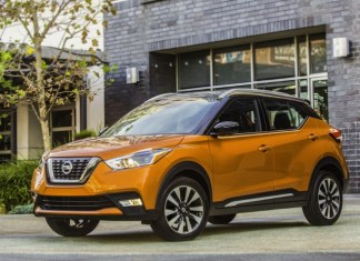 Nissan Kicks offers abundant technology and design flair