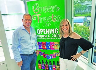 Green Treets CBD store to open in South Miami