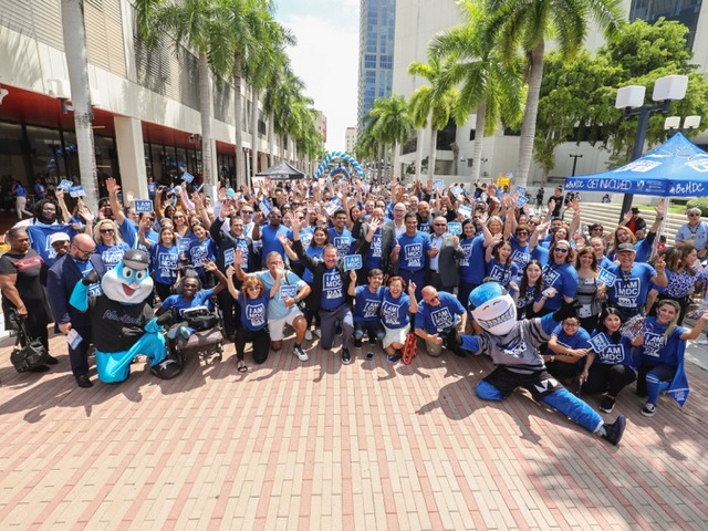 South Florida contributes over $2 million to Miami Dade College during campaign