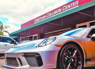 European Collision Center is a family affair – with a flair for quality and excellence