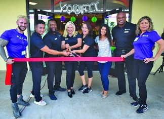 Youfit Health Clubs joins with GMCC to celebrate opening of new Miami-Flagler gym