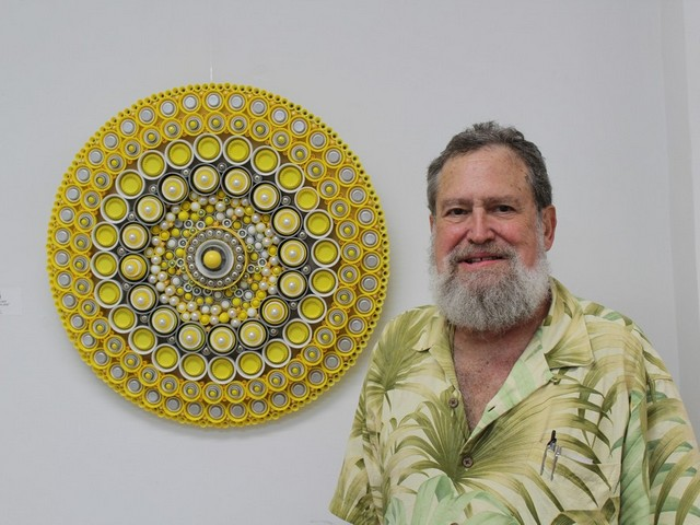 The art of Richard Cohen on display at village's Perrine Community House