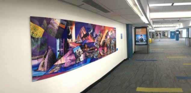 Works by local artists debut at Miami International Airport