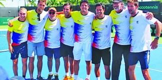 Doral es casa de la Copa Davis