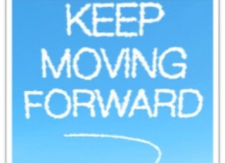Keep it moving!