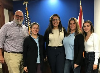 Kristina Alzugaray to serve as intern for U.S. Rep. Shalala