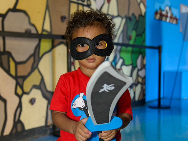 Miami Children's Museum to present Not So Scary Family Halloween Bash
