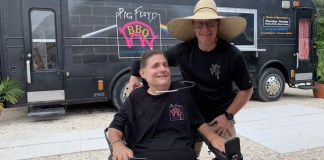 Pig Floyd BBQ set up shop on a historic piece of land in Palmetto Bay.