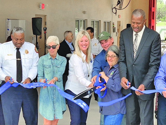 New Fire-Rescue Station 62 Opens