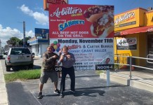 Arbetter's to induct Grant Miller into its Hall of Fame on Nov. 11