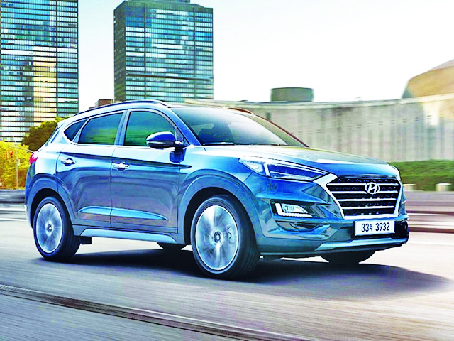 Hyundai Tucson Ultimate offers near-luxury at bargain prices