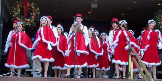 Caroling competition returning to city for another holiday season