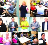 "Condo and Homeowner Association Board Members attend VIP ""Lunch and Learn"""