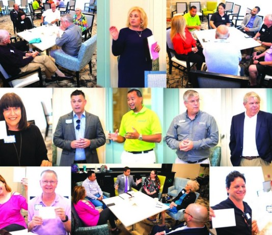 """Condo and Homeowner Association Board Members attend VIP """"Lunch and Learn"""""""