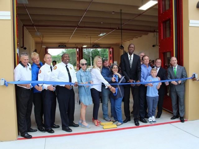 Miami-Dade Fire Rescue opens Station 62 in village