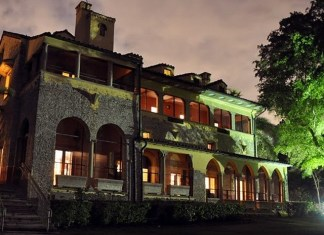 Ghost Tours scheduled at the Deering Estate