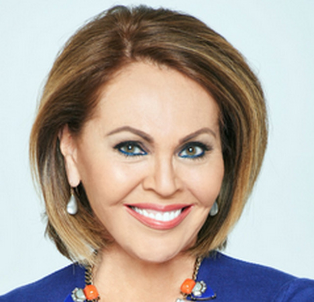Maria Elena Salinas to be honored with National Hank Meyer Headliner Award