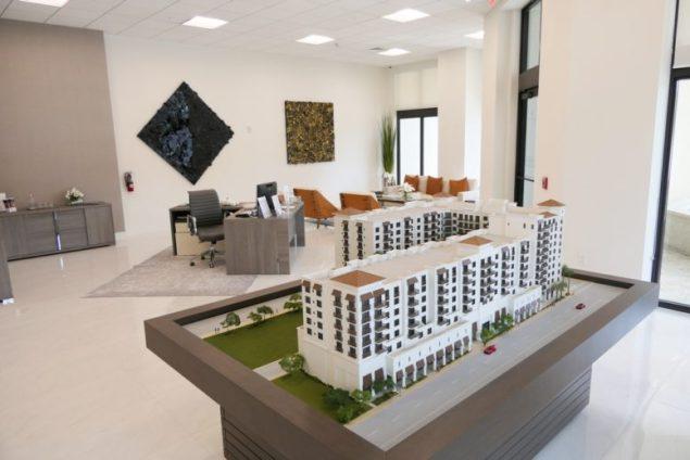 Astor Companies opens new Merrick Manor sales gallery